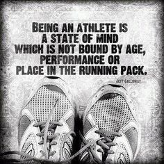 Being an athlete is my style... Just born that way.