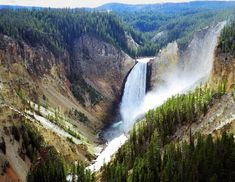 Ultimate Wyoming waterfall trip