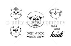 UK-828A-YOU-ARE-A-HOOT
