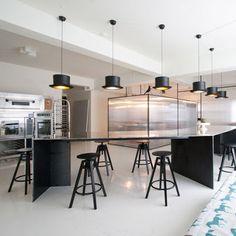 Aydınlatma ve Dekor Dünyasından Gelişmeler: Nordic Bros. Design'dan Una's Kitchen Yemek Okulu Aydınlatma #aydinlatma #lighting #design #tasarim #dekor #decor