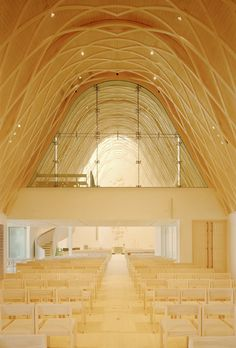 Kuokkala Church, by Lassila Hirvilammi / Jyvaskyla, Finland