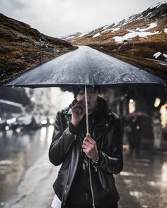 justin peters paints his own dream world where everything is possible through the unexpected and unique imagery combinations and photo manipulations.