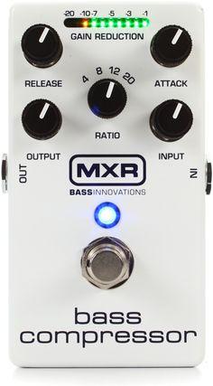 Resultado de imagem para mxr bass compressor