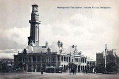 Postcards of the Past - Vintage Postcards of Melbourne, Victoria, Australia