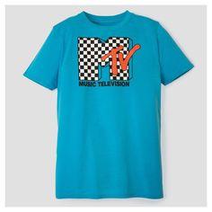 T-Shirt Mtv Aquarius XL, Blue