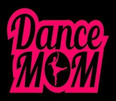dance mom sticker: dance mom sticker