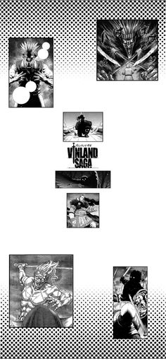 Vinland Saga, Photo Wall, Wallpapers, Black And White, Frame, Home Decor, Picture Frame, Photograph, Decoration Home