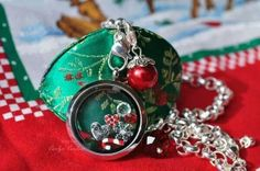 Holiday Locket :-)