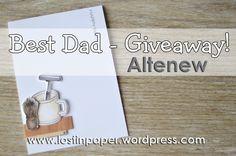 Altenew - Best Dad!