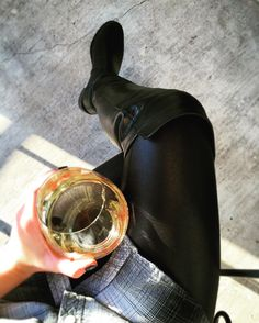 Friday night vibes // @farnientewinery  @stuartweitzman // everyone needs a solid pair of black boot // shop my 50/50 boots here -- shopstyle.it/dxSsd {ps} check out my pretty  simple tequila sunrise concoction in my profile! Definitely will be dipping into one tomorrow.  #stylebygrassano #fridaynight #wine #luxe #dallasblogger #lifestyle #fblogger #boots #stuartweitzman #napavalley #visitnapavalley #wiw #ootd by stylebygrassano