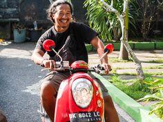 Wayan on the road. #vpbali #behindthescenes #vpbalfamily