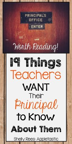 Relate to any of these? Great post that shares many teachers' perspectives!