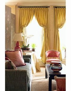 curtains italian stringing - Google Search