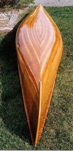 Cedar strip canoes are undeniably gorgeous boats--but perhaps more suited to the cottage than the bush.