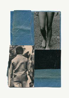 Untitled Blue 1 by Katrien De Blauwer