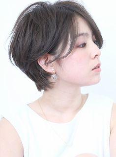 【ショートヘア】◇カットで作る大人のショートボブ◇/BEAUTRIUM GINZAの髪型・ヘアスタイル・ヘアカタログ|2016春夏