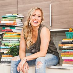 100 Most Influential Yoga Teachers in America, Kathryn Budig