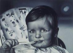 Self Portrait III - Mark Alexander - Kunstenaars | Bergarde