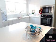 Construindo Minha Casa Clean: Minha Casa Decorada para o Natal - Sorteio Kit de Cozinha!
