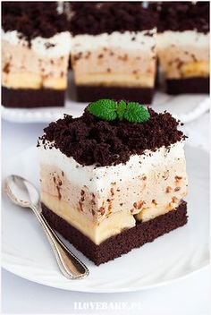 Banoffee Pie, Polish Recipes, Cake Cookies, I Foods, Catering, Sweet Tooth, Bakery, Good Food, Food And Drink