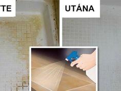 Még a legcsúnyább zuhanyfülke is ragyogni fog, ha bevetjük ezt a házi tisztítószert! Helpful Hints, Household, Shelves, Cleaning, Organization, Good Things, Design, Furniture, Home Decor