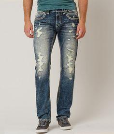 Rock Revival Nadlo Straight Jean - Men's Jeans | Buckle