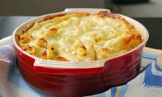 Εύκολη και γρήγορη συνταγή για μακαρόνια στο φούρνο