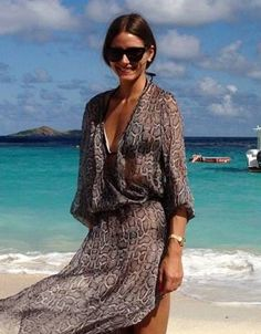 love this beach dress.Olivia