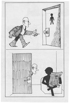 Quino - Déjenme inventar (Let Me Invent) Funny Images, Funny Pictures, Satirical Illustrations, Humor Grafico, Old Paintings, Team Fortress 1, Logo Images, You Funny, Funny Stuff