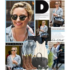 Demi Lovato: Get the Look