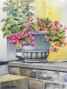 Flowers by the Steps web.jpg (433×576)