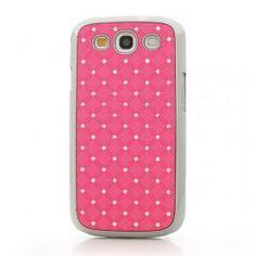 Galaxy S3 pinkit luksus kuoret.