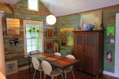 love this room . . . how to pick paint colors - the space between