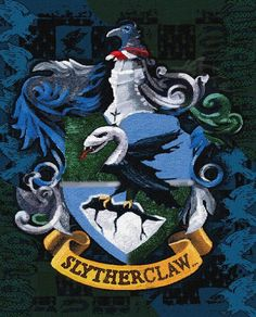 What Combination Of Hogwarts Houses Are You-- It's perfect! I've been looking for that emblem for ages!