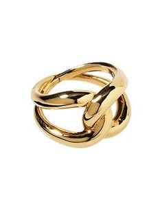 Michael Kors Status Link Ring | Piperlime