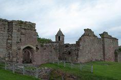 Spofforth Castle, North Yorkshire, England