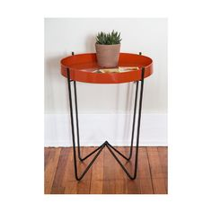 Just Citrus and Talk Accent Table