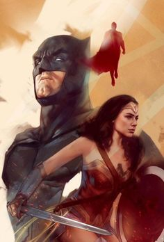 Justice League Movie Poster 2017 Featuring the DC Extended Universe Trinity Wonder Woman, Batman and Superman, Check out 19 Justice League Easter Eggs and Missed Details - DigitalEntertainmentReview.com