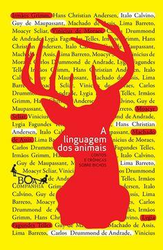 A linguagem dos animais #bookcover