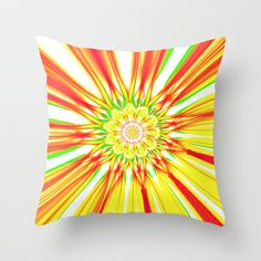 VIMUTTI Throw Pillow by Chrisb Marquez - $20.00
