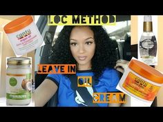 LOC Method | Cantu Shea Butter Products - YouTube
