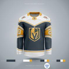 Golden Knights Hockey, Vegas Golden Knights, Dek Hockey, Sports Templates, Jersey Boys, Nhl, Concept, Adidas, Logos