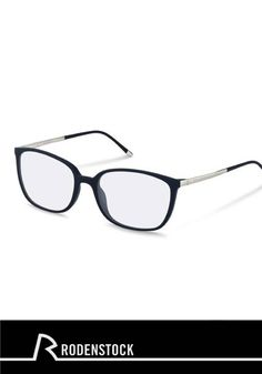 5978ee5924 What makes these Rodenstock glasses perfect for everyday wear is their  minimalist design! Their simplicity