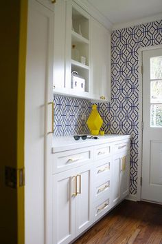 Anna Spiro Wallpaper Room Designs Ideas Laundry In