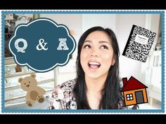 My Childhood, Moving, College Degree - Q & A - itsjudytime