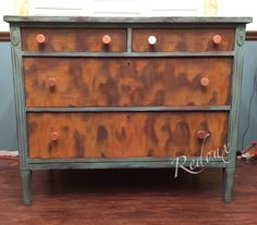 A rusty and crusty dresser by Redoux Designs with Modern Masters Metal Effects Rust Finish. Refurbishing Furniture, Modern Masters, Metallic Paint, Ancient Art, Metal Art, Metal Working, Rust, Dresser, Trends