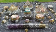 how to make orgonite - Google Search