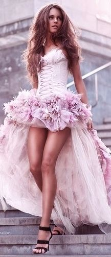 I absolutely love this dress!! If I could get it in like red or black that would be amazing!!!!!!!