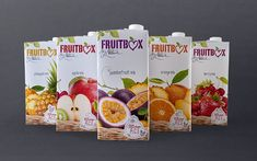 Fruit Box By Nature on Packaging of the World - Creative Package Design Gallery