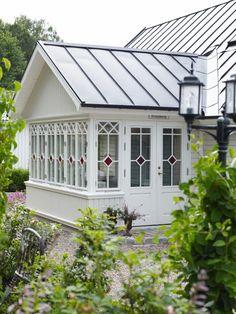 Vi fick in många vackra bilder, tänk att få mysa på veranda nr 6 en vinterdag som denna!